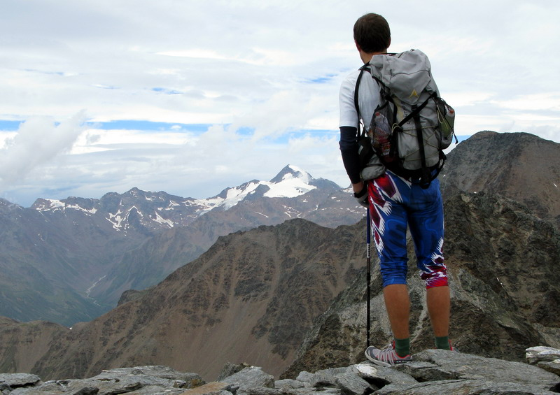 Na vrchole človek väčšinou zbadá ďalší vrchol...