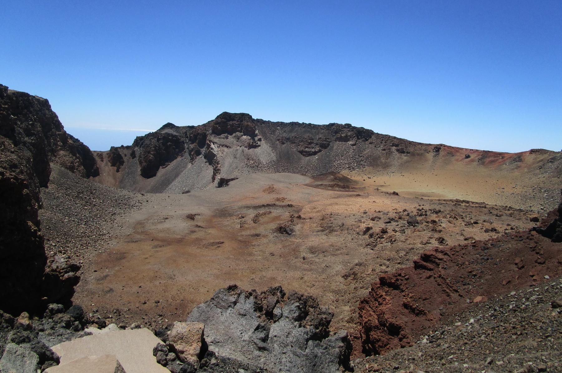 kráter_Viejo