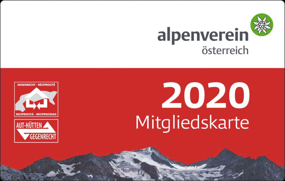 Členstvo v Alpenverein cez Vetroplachmagazin
