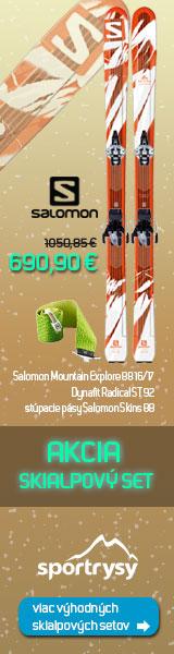 Sport Rysy - Skialpove sety