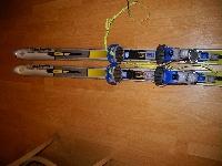 Predám skialp lyže+ viazanie+ pásy