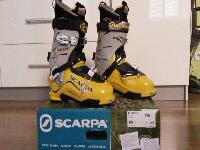 Skialpové lyžiarky Scarpa Rush