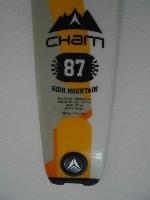 1 lyza Cham + 1 spicka Dynafit