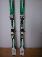 Skialp set Salomon Enduro XT800+Marker Tour-175cm