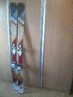Predá m skialpové lyže