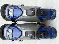 Skialpové lyžiarky Loewa Struktura č.43