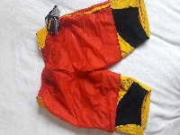 La Sportiva Asgard Primaloft Short Pants, zateplene kratasy