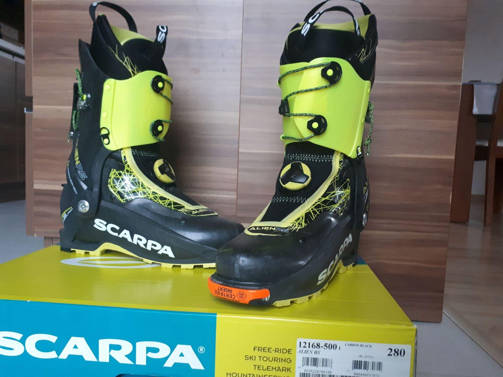 Fotky SCARPA ALIEN RS d0963c40a8a