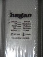 Lyze Hagan Triax nove nevrtane, 177 cm