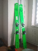 Novy skialp set
